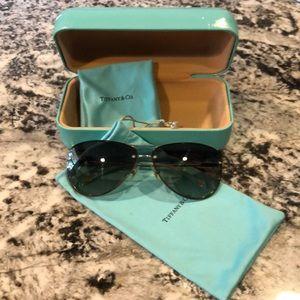 Tiffany & Co. Aviator Sunglasses